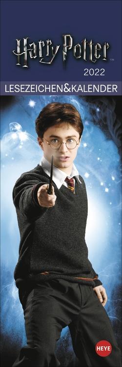 Harry Potter Lesezeichen & Kalender 2022 von Heye