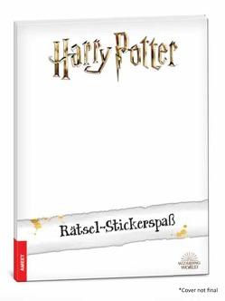 Harry Potter™ – Rätsel-Stickerspaß
