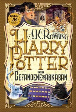 Harry Potter und der Gefangene von Askaban (Harry Potter 3) von Fritz,  Klaus, Rowling,  J. K.