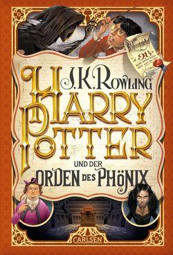 Harry Potter und der Orden des Phönix (Harry Potter 5) von Fritz,  Klaus, Rowling,  J. K.