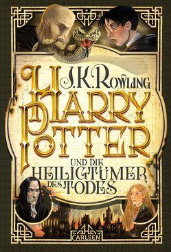 Harry Potter und die Heiligtümer des Todes (Harry Potter 7) von Fritz,  Klaus, Rowling,  J. K.