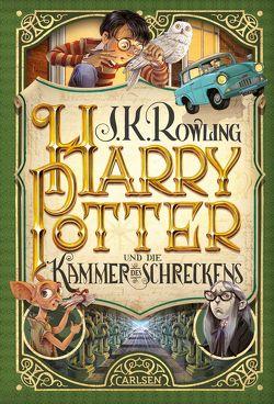 Harry Potter und die Kammer des Schreckens (Harry Potter 2) von Fritz,  Klaus, Rowling,  J. K.
