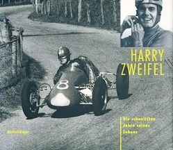 Harry Zweifel von Brägger,  Bernhard