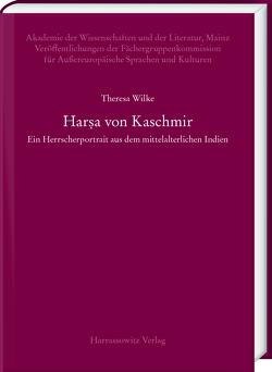 Harsa von Kaschmir von Wilke,  Theresa