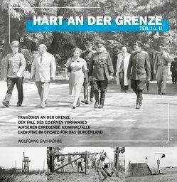 Hart an der Grenze von Bachkönig,  Wolfgang