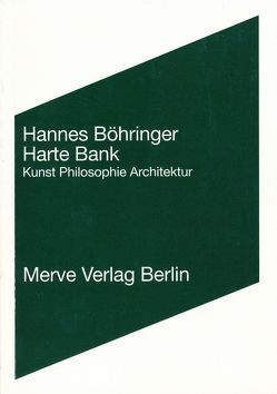 Harte Bank von Böhringer,  Hannes, Schön,  Eva-Maria