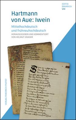 Hartmann von Aue: Iwein von Graser,  Helmut