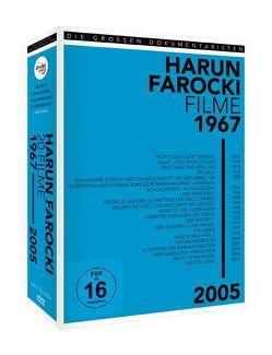 Harun Farocki – Filme 1967–2005 von Farocki,  Harun