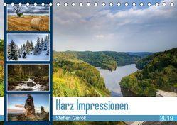 Harz Impressionen (Tischkalender 2019 DIN A5 quer) von Artist Design,  Magic, Gierok,  Steffen