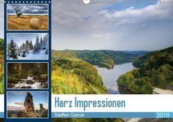 Harz Impressionen (Wandkalender 2019 DIN A3 quer) von Artist Design,  Magic, Gierok,  Steffen