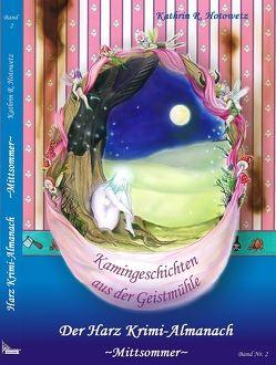 Harz Krimi-Almanach Band 2 von Hotowetz,  Kathrin R.