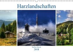 Harz Landschaften (Wandkalender 2018 DIN A3 quer) von Gierok,  Steffen