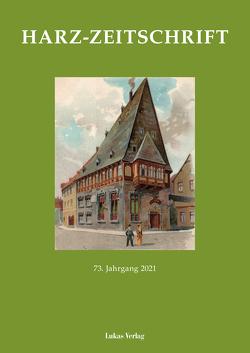 Harz-Zeitschrift für den Harz-Verein für Geschichte und Altertumskunde / Harz-Zeitschrift