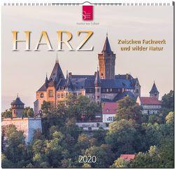 Harz – Zwischen Fachwerk und wilder Natur von Herzig,  Tina und Horst