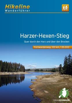 Harzer-Hexen-Stieg von Esterbauer Verlag
