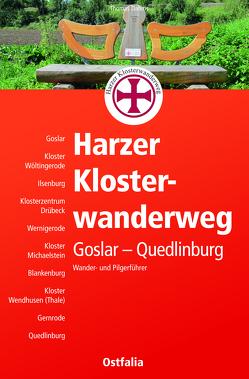 Harzer Klosterwanderweg von Dahms,  Thomas