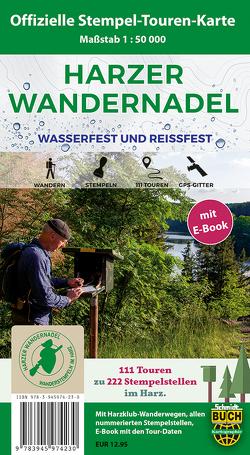 Harzer Wandernadel von Bernhard,  Spachmüller, Thorsten,  Schmidt