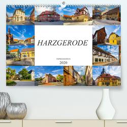 Harzgerode Impressionen (Premium, hochwertiger DIN A2 Wandkalender 2020, Kunstdruck in Hochglanz) von Meutzner,  Dirk