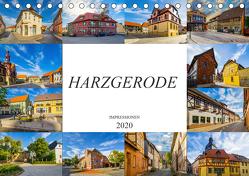 Harzgerode Impressionen (Tischkalender 2020 DIN A5 quer) von Meutzner,  Dirk