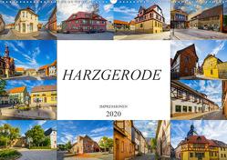 Harzgerode Impressionen (Wandkalender 2020 DIN A2 quer) von Meutzner,  Dirk