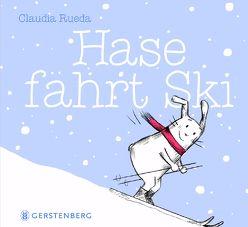 Hase fährt Ski von Malich,  Anja, Rueda,  Claudia