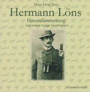 Hasendämmerung und andere lustige Geschichten von Löns,  Hermann