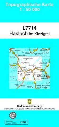 L7714 Haslach im Kinzigtal