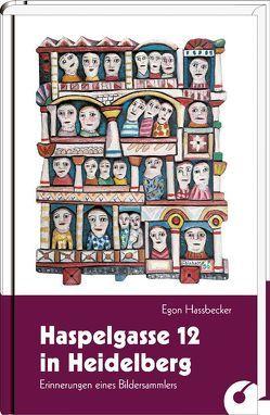 Haspelgasse 12 in Heidelberg von Hassbecker,  Egon