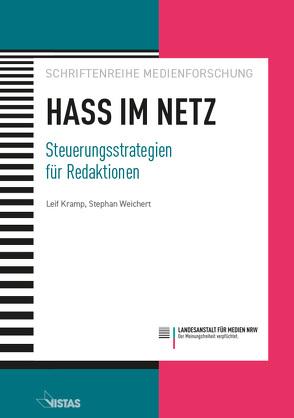 Hass im Netz von Kramp,  Leif, Weichert,  Stephan