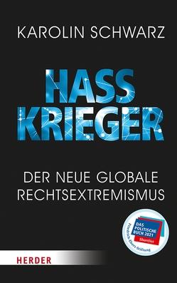 Hasskrieger von Schwarz,  Karolin