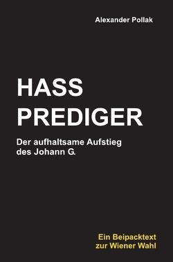 HASSPREDIGER von Pollak,  Alexander