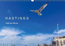 HASTINGS – Stadt der Möwen (Wandkalender 2019 DIN A3 quer) von Lobisch-Delija,  Michael