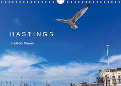 HASTINGS – Stadt der Möwen (Wandkalender 2019 DIN A4 quer) von Lobisch-Delija,  Michael