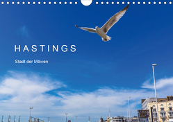 HASTINGS – Stadt der Möwen (Wandkalender 2020 DIN A4 quer) von Lobisch-Delija,  Michael