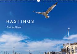 HASTINGS – Stadt der Möwen (Wandkalender 2021 DIN A3 quer) von Lobisch-Delija,  Michael