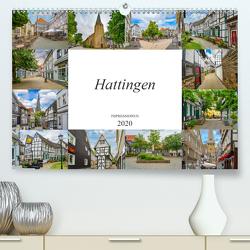 Hattingen Impressionen (Premium, hochwertiger DIN A2 Wandkalender 2020, Kunstdruck in Hochglanz) von Meutzner,  Dirk