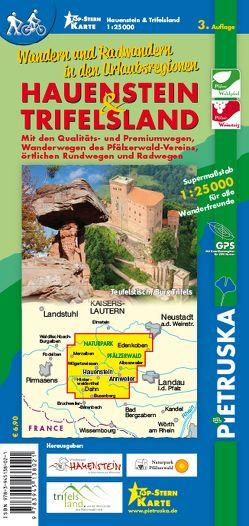 Hauenstein & Trifelsland, 1:25.000, 3. Auflage