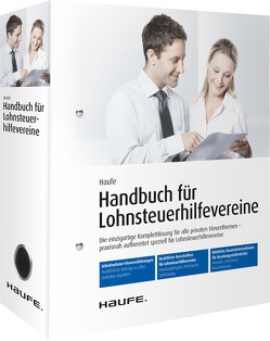 Haufe Handbuch für Lohnsteuerhilfevereine 2018