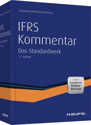 Haufe IFRS-Kommentar plus Onlinezugang von Freiberg,  Jens, Hoffmann,  Wolf-Dieter, Lüdenbach,  Norbert