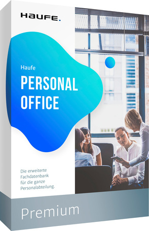 Haufe Personal Office Premium DVD