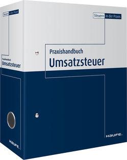 Haufe Praxishandbuch Umsatzsteuer plus Onlinezugang