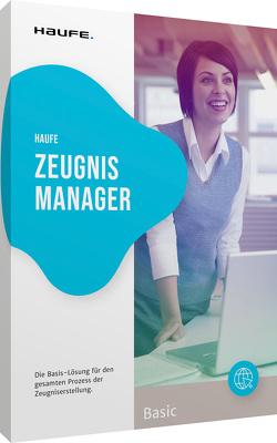 Haufe Zeugnis Manager Basic