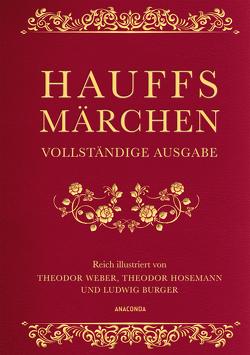 Hauffs Märchen (Vollständige Ausgabe) von Hauff,  Wilhelm