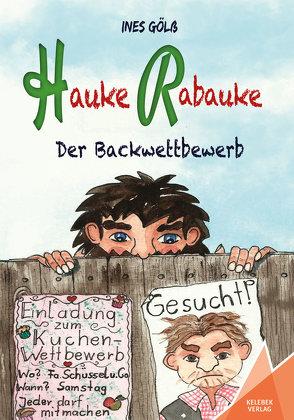 Hauke Rabauke von Gölß,  Ines, Verlag,  Kelebek