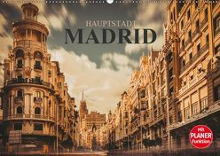 Hauptstadt Madrid (Wandkalender 2019 DIN A2 quer) von Meutzner,  Dirk