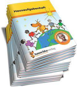 Hausaufgabenheft 12er Pack von Hauschka Verlag