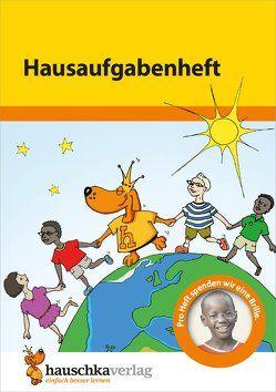 Hausaufgabenheft Grundschule von Dengl,  Sabine, Hauschka Verlag, Knapp,  Martina, Specht,  Gisela