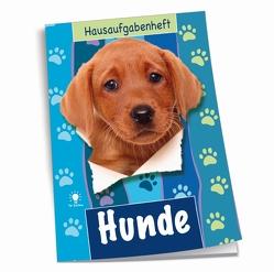 Hausaufgabenheft Color für Schlaue Hunde