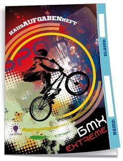 Hausaufgabenheft für Schlaue BMX