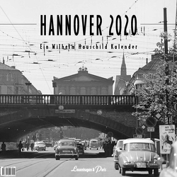 Hauschild Kalender 2020 von Leuenhagen & Paris